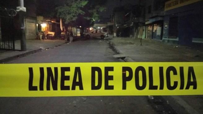 Acribillan a balazos a un hombre en San Salvador