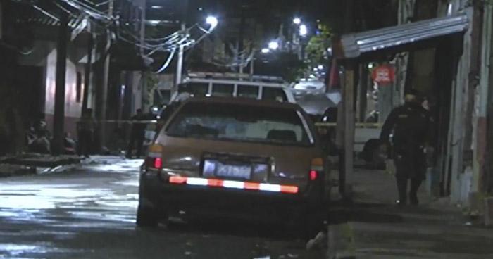 Asesinan a un hombre al interior de un hospedaje en San Salvador