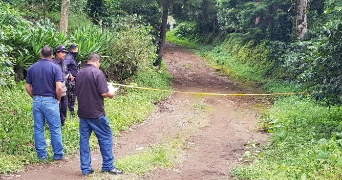 Privan de libertad a un joven y luego lo asesinan en Sonsonate