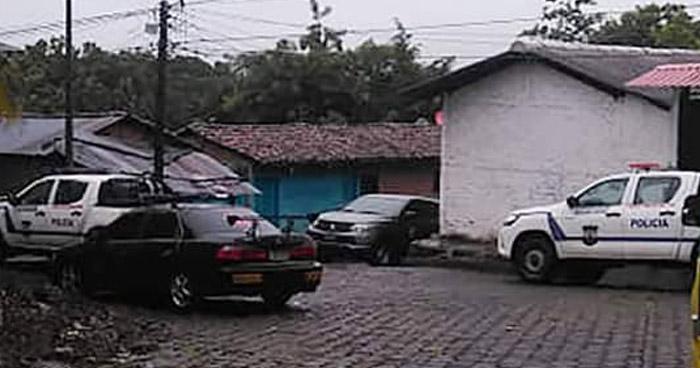 Asesinan a empleado municipal en Jucuapa, Usulután
