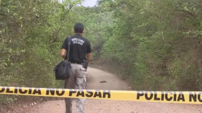 Matan a una hombre con arma blanca en Jujutla, Ahuachapán