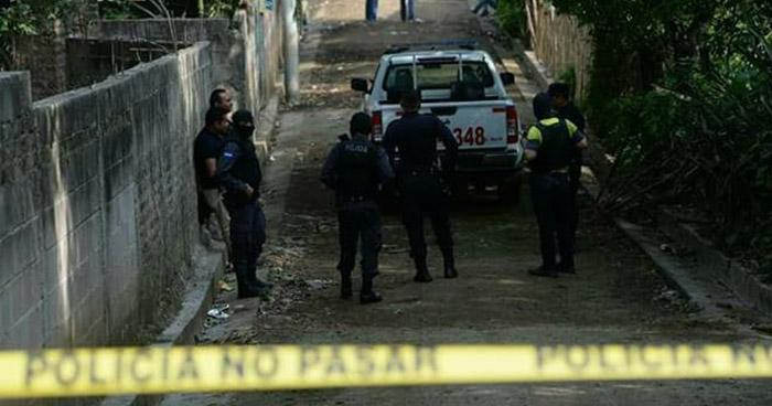 Criminales acribillan a un joven en San Juan Opico, La Libertad