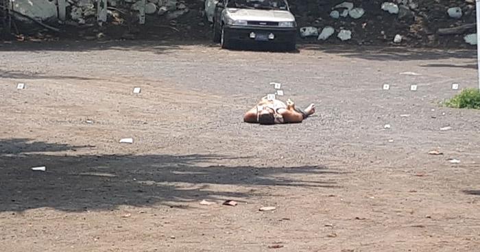 """Asesinan a pandillero guatemalteco en """"El Malecón"""", puerto de La Libertad"""
