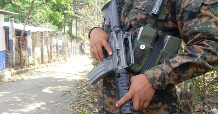 Asesinan a un joven en cantón de Huizúcar, La Libertad