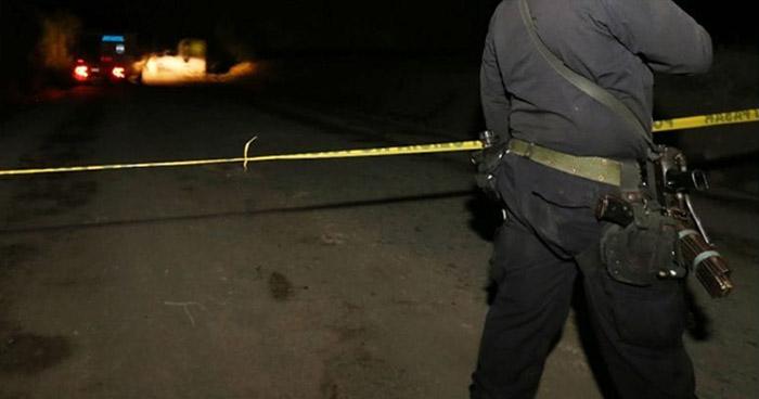 Asesinan a una mujer, al parecer miembro de la MS en San Luis La Herradura,  La Paz