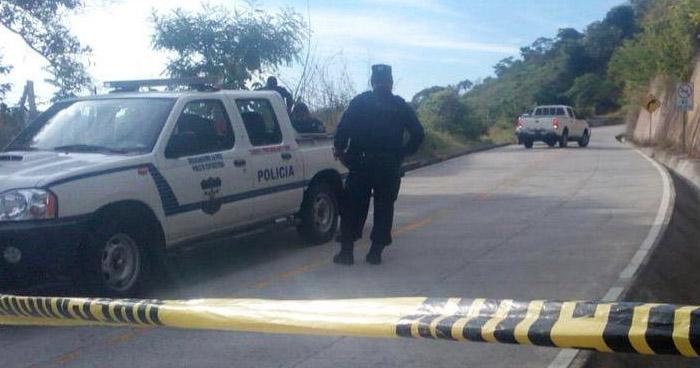 Asesinan a miembro de la MS-13 en El Rosario, La Paz