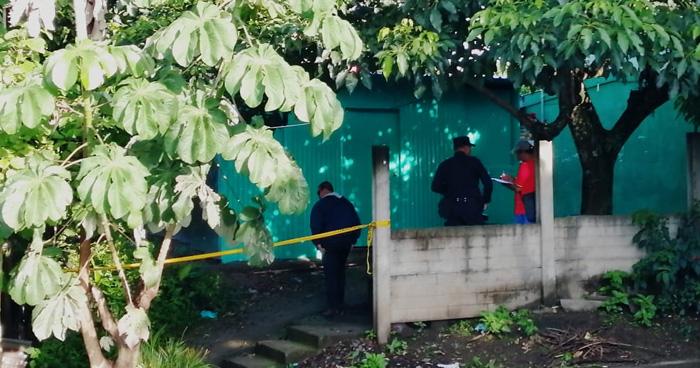 Joven fue asesinado cuando se dirigia a trabajar en Santa Tecla