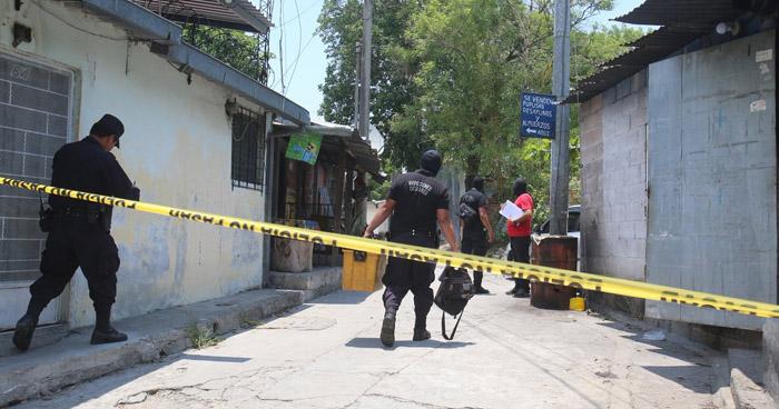 Asesinan a balazos a un hombre en comunidad San José, Mejicanos