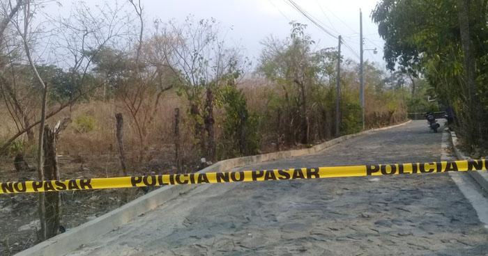 Matan a cobrador de buses en Chilanga, Morazán
