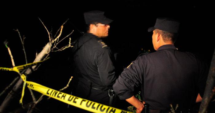 Pandillero menor de edad asesinó y mutiló a una mujer en Apastepeque, San Vicente