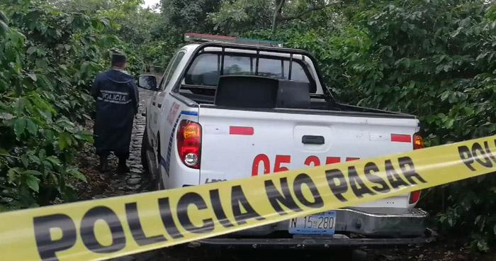 Mujer fue privada de libertad y luego asesinada en Santiago de María, Usulután