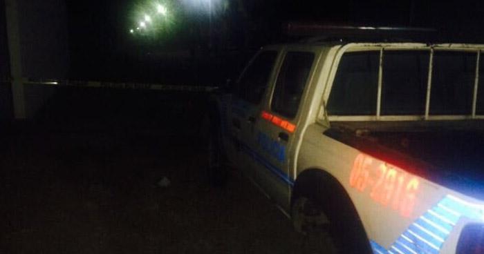 Matan a un menor de edad en cantón de Nahuizalco, Sonsonate