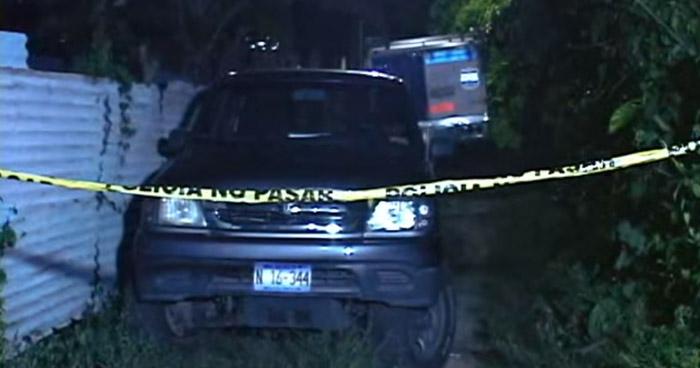 Hombre es asesinado cuando se dirigía a traer a su compañera de vida, en Nejapa