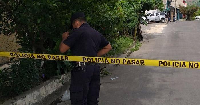 Asesinan a vendedor de frutas en Nejapa, San Salvador