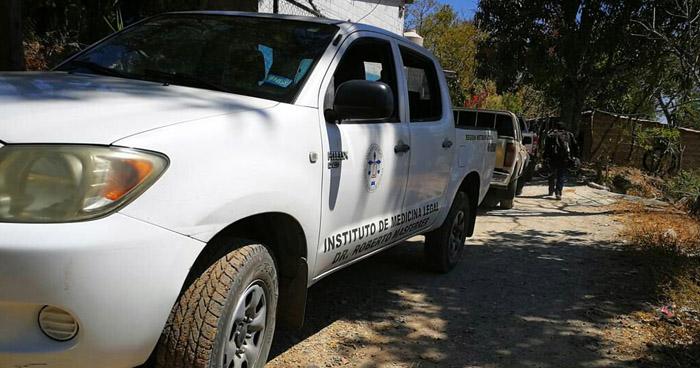 Desconocidos asesinan a un hombre en cantón de Panchimalco, San Salvador