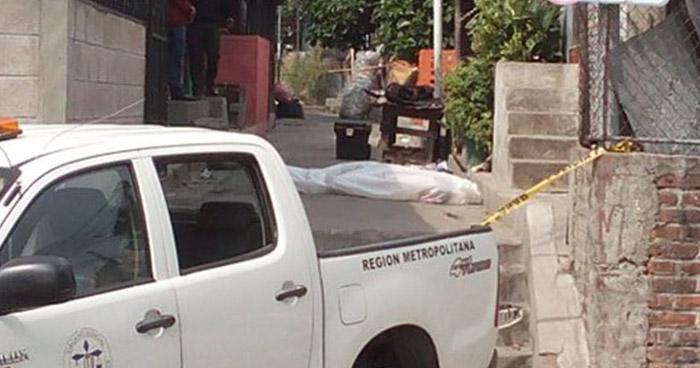 """Asesinan a """"El Grinch"""", pandillero que delinquía en Colón, La Libertad"""
