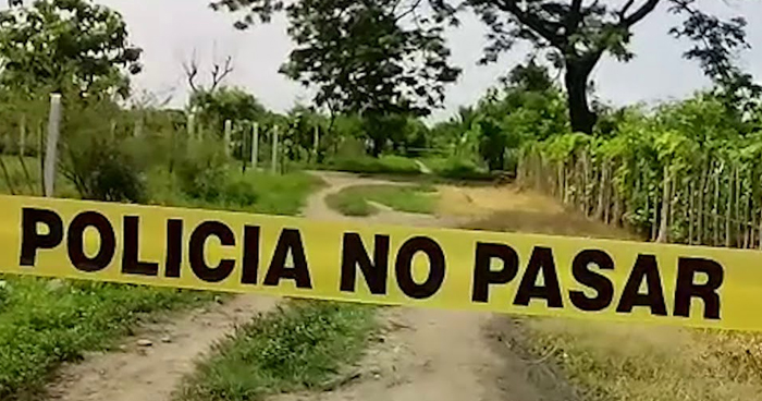 Asesinan a pandillero a la orilla del río Comapa en La Paz