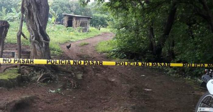 Asesinan con arma blanca a un hombre en Pasaquina, La Unión