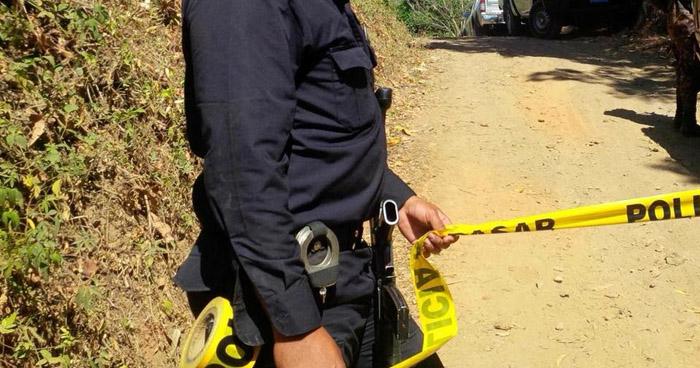 Disparan en 17 ocasiones a un hombre, en Rosario de Mora, San Salvador