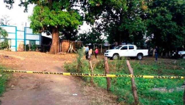 Un anciano fue asesinado, mientras descansaba en su vivienda, en San Alejo, La Unión