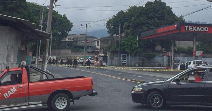 Criminales asesinan a un vendedor de Hot-Dogs en colonia América en San Jacinto