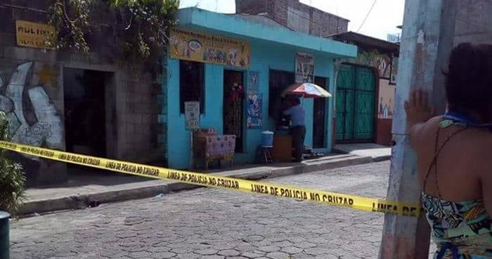 Matan a un hombre al interior de un agroservicio en San Martín
