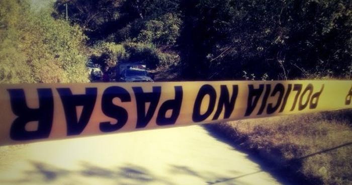 Matan a un hombre a balazos en San Martin, la victima trato de defenderse con un arma que portaba