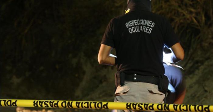 Matan a un vigilante en el Lubricentro La Palma en San Martin