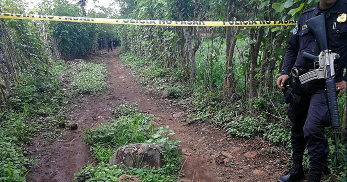 Asesinan a pareja de esposos, al interior de una vivienda, en Moncagua, San Miguel