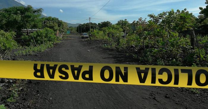 Asesinan a dos pandilleros en cantón Miraflores de San Miguel