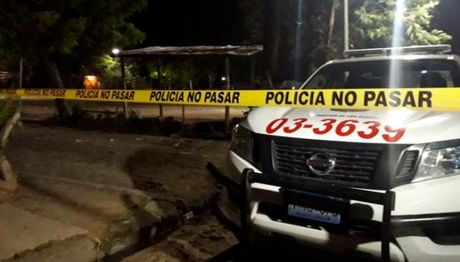 Matan a hombre en cancha de fútbol de la colonia Brisas del Río de San Miguel