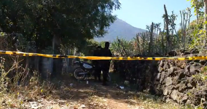 Ganadero fue asesinado por pandilleros en San Miguel