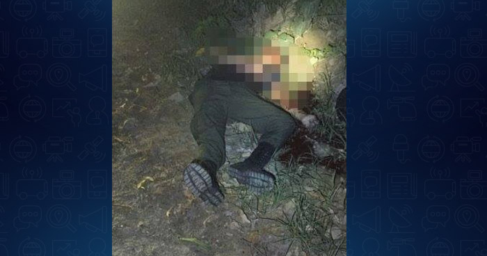 Pandilleros asesinan a un motorista de la R-389, en cantón El Niño, San Miguel