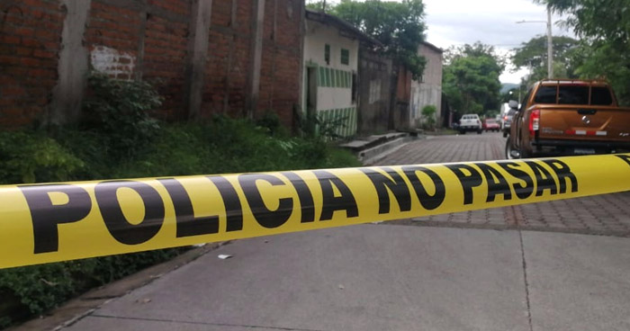 Ejecutan a un joven estudiante en colonia Divina Asunción de San Miguel