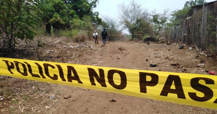 Hombre y mujer fueron asesinados en zona rural de San Dionisio, Usulután