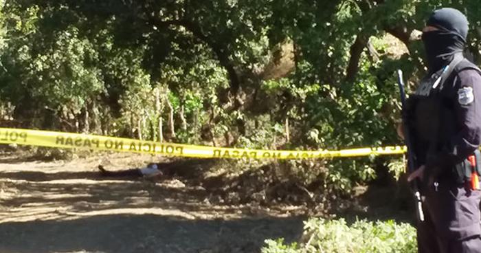 Asesinan a un hombre luego de privarlo de libertad en San Jorge, San Miguel