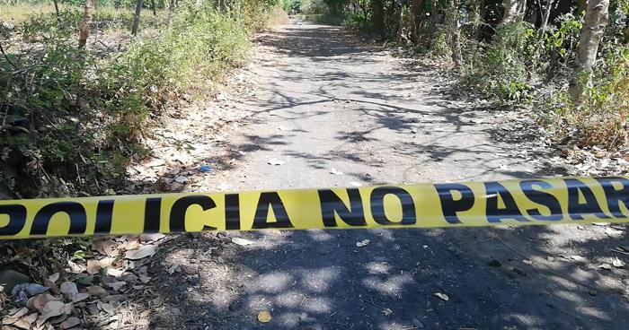 Asesinan a un joven sobre carretera Litoral, en San Miguel