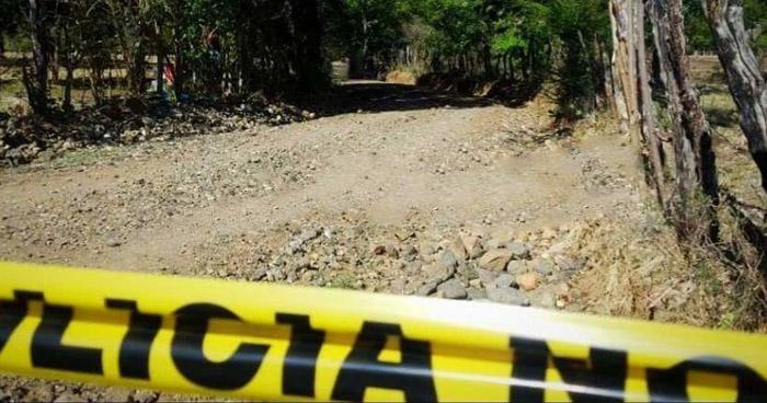 Pandillero asesinado en San Pablo Tacachico, La Libertad