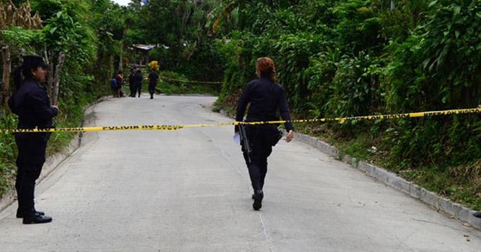 Asesinan a pandillero en San Pedro Perulapán, Cuscatlán