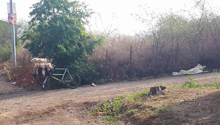 Asesinan a un hombre se dedicaba a vender pan, en Santa Rosa de Lima, La Unión