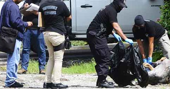 Asesinan a un menor de edad en Santa Cruz Michapa, Cuscatlán