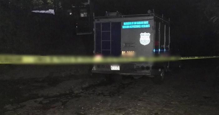 Pandilleros matan a miembro de la Fuerza Armada en Guacotecti, Cabañas