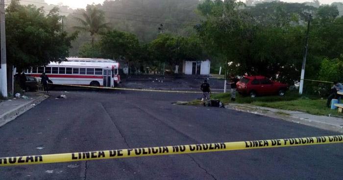 Ataque armado entre pandilleros deja un fallecido en colonia Sierra Morena de Soyapango