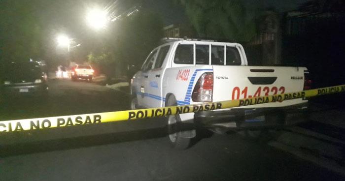 Hombre fue asesinado cuando salió a comprar su cena en Tonacatepeque