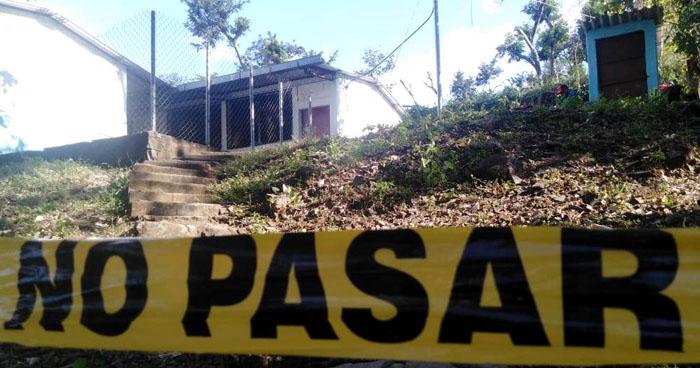 Hombre con enfermedad mental asesinó con cuchillo a una mujer en Morazán