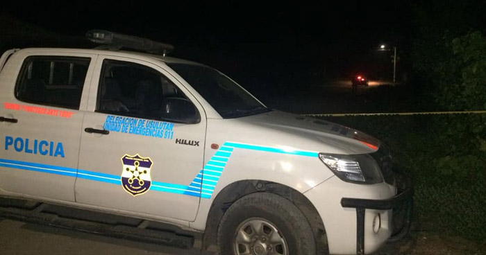 Hombre conducía un vehículo cuando fue acribillado en Usulután