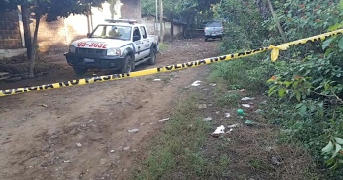Asesinan a un joven que acompañaba una vela en colonia Florida de Usulután