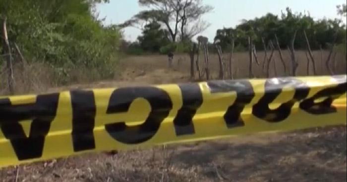 Hombre asesinado en carretera a Puerto Parada, Usulután