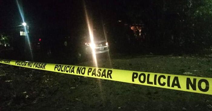 Matan a hombre que había llegado de visita donde sus familiares en colonia de Usulután