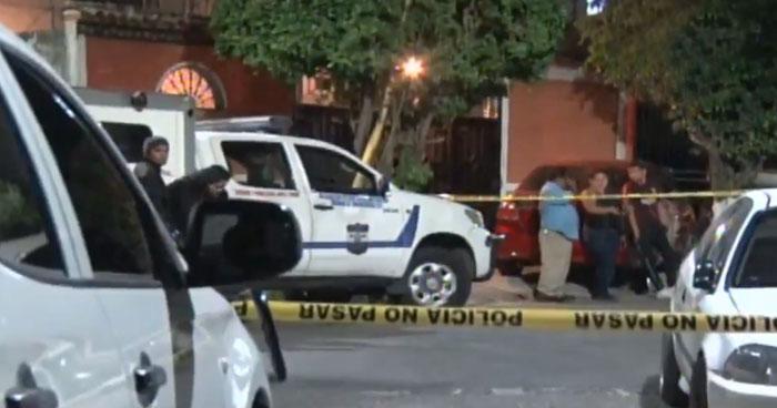 Joven fue asesinado en comunidad cercana al Bulevar Constitución de San Salvador